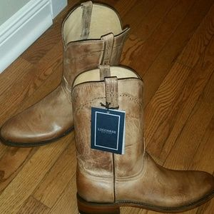 Lucchese Mad Dog Goat Ropers size 12D
